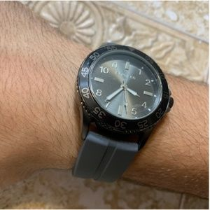 Express IF059 Men's Watch with Gray Silicone Strap